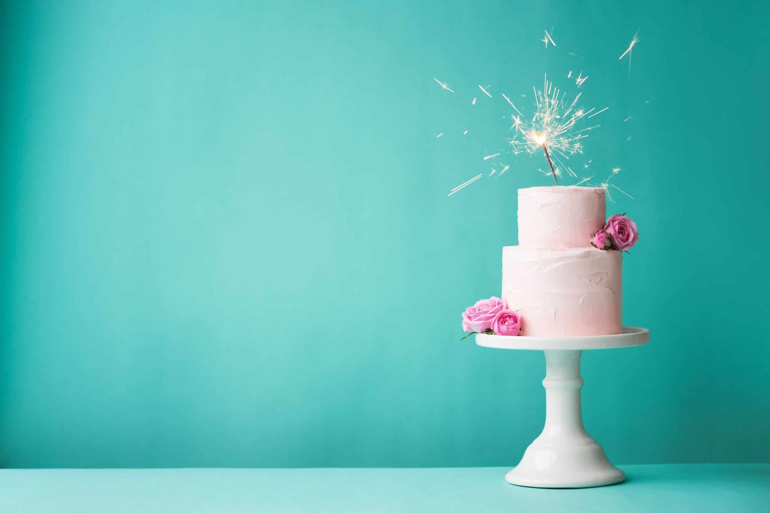 Gâteau de mariage : le sens de la fête