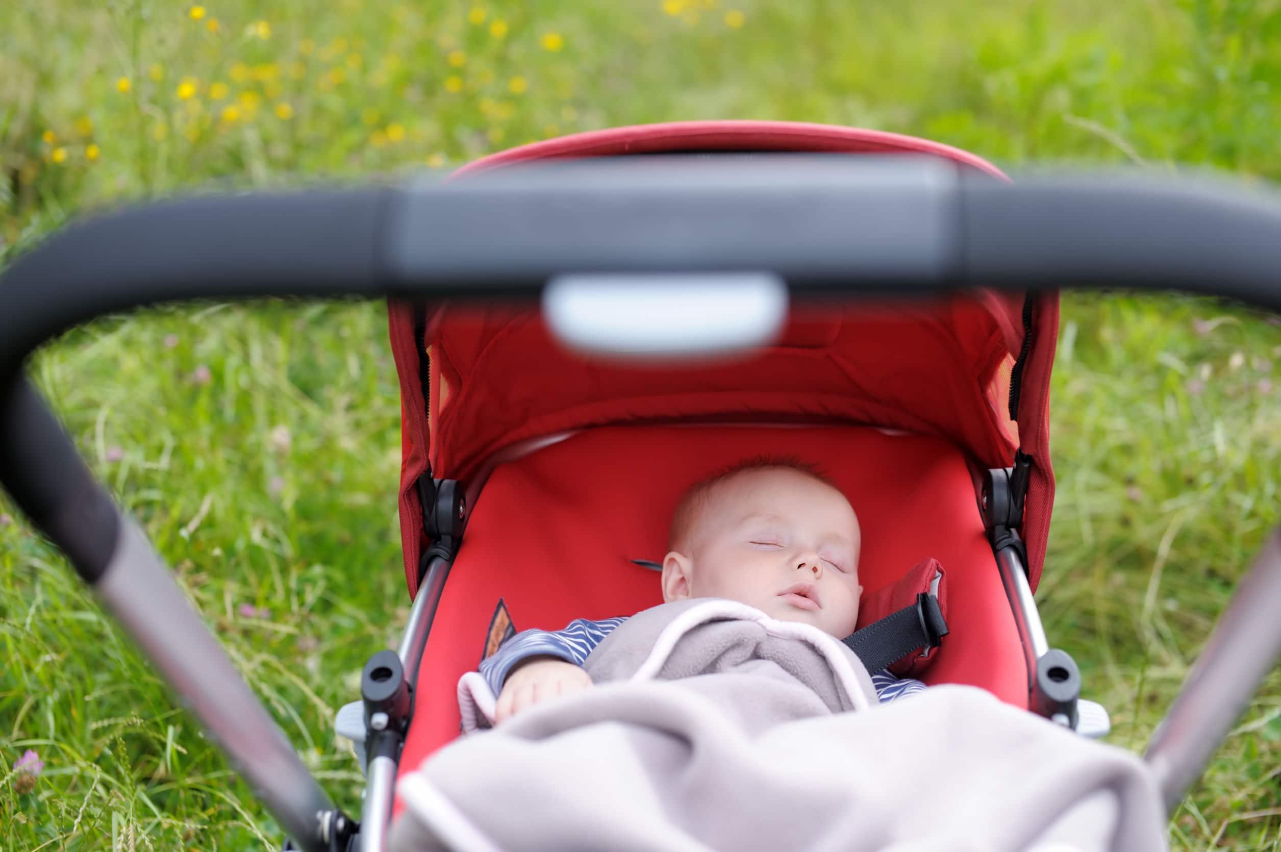 Poussette naissance : pour un sommeil paisible