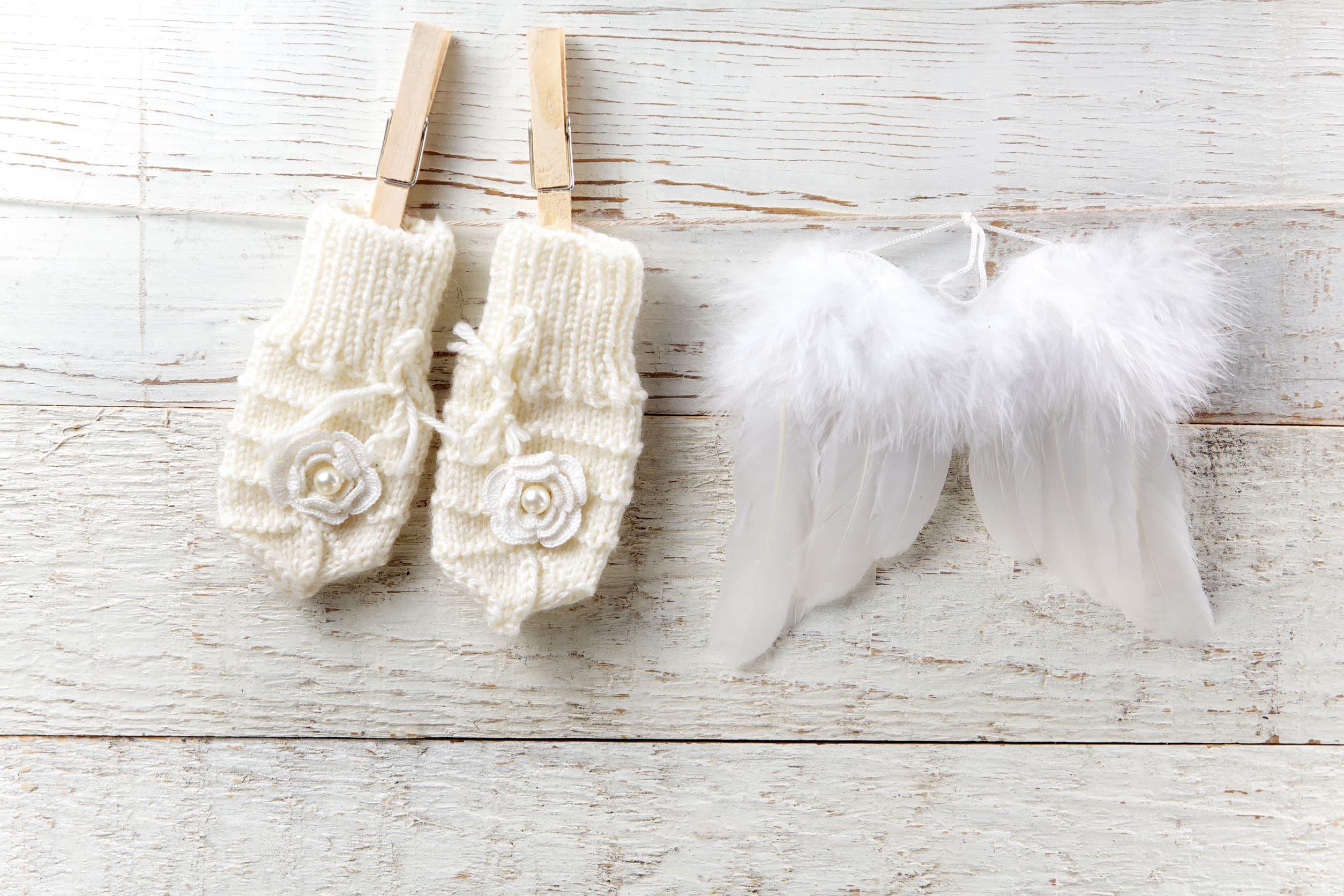cadeau de naissance idéal : le blanc ?