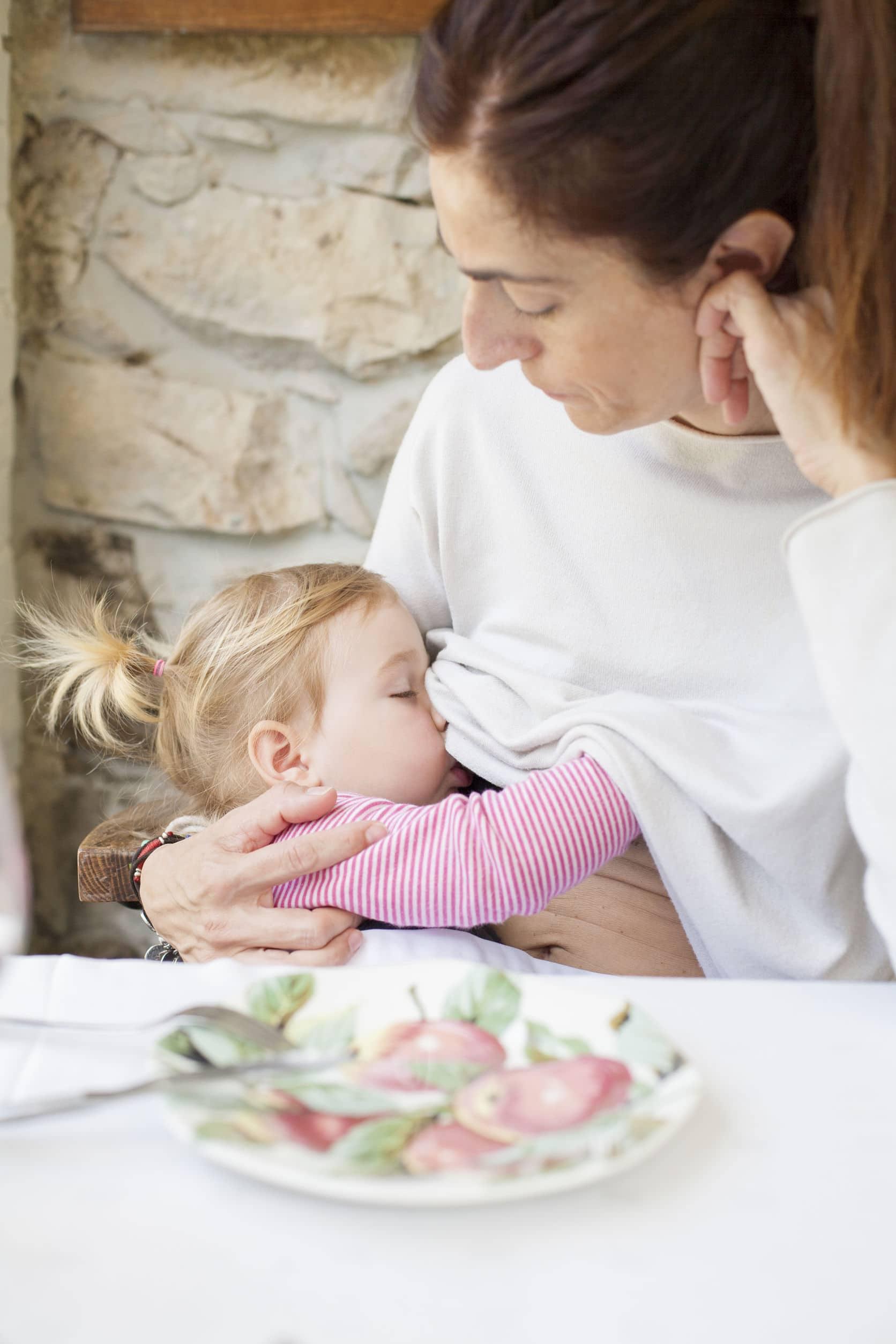 Alimentation pendant l'allaitement
