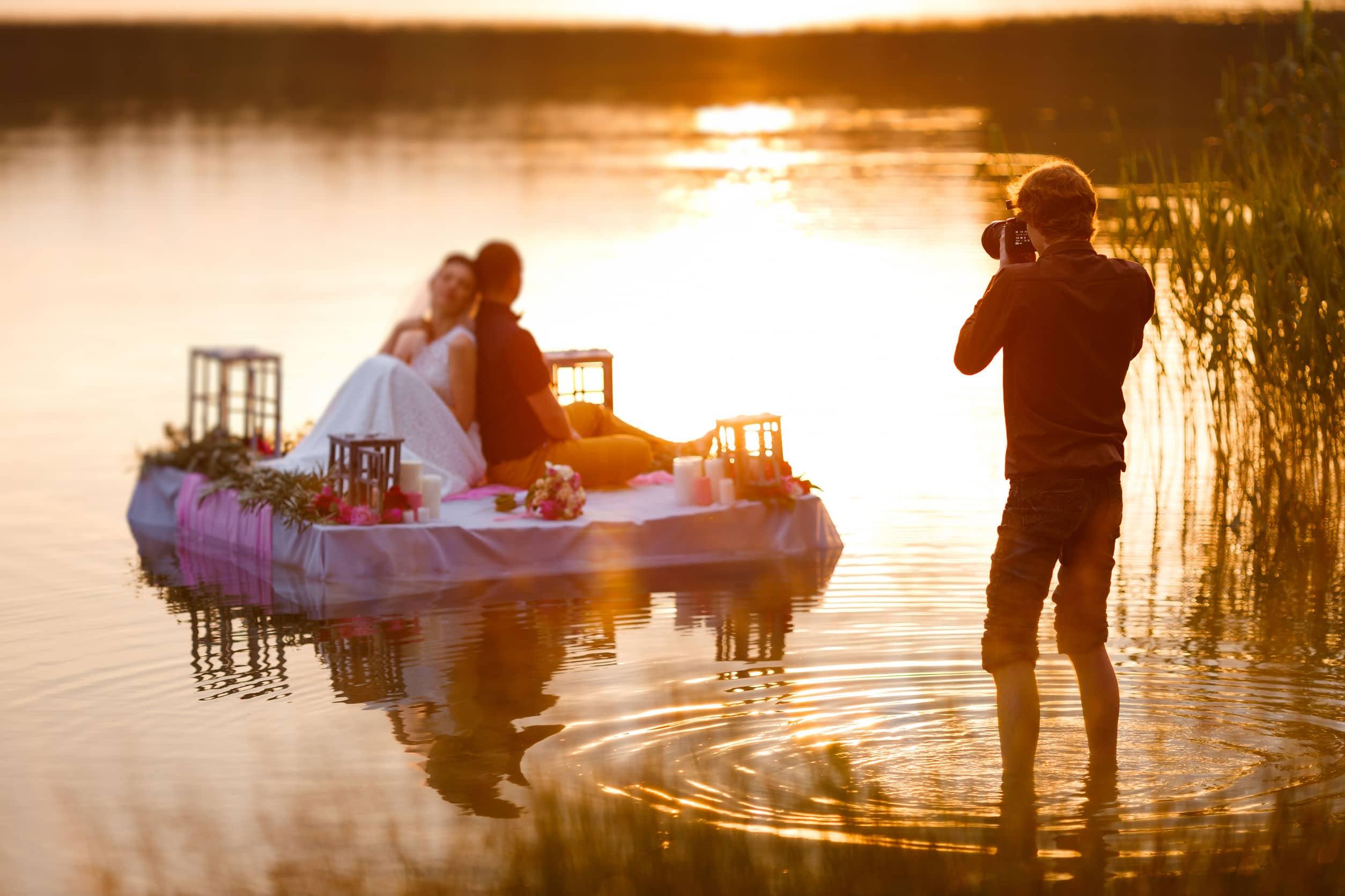 photographe de mariage parfait